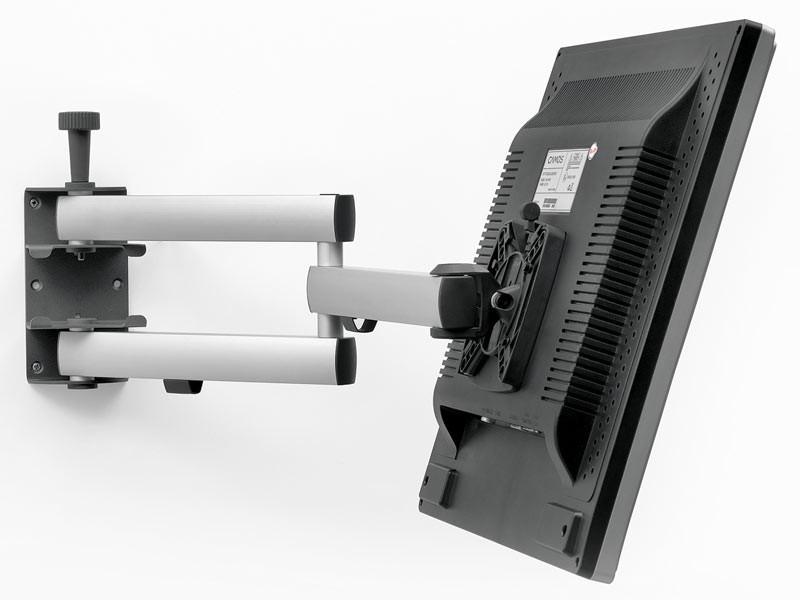 novus sky 10n tv wandhalterung arretierbar 300mm. Black Bedroom Furniture Sets. Home Design Ideas