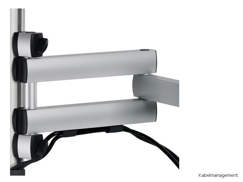 novus sky 11n tv wandhalterung 445 mit schwenkarm 720mm. Black Bedroom Furniture Sets. Home Design Ideas