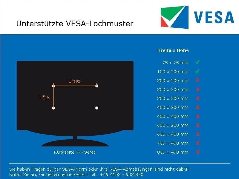 novus sky 14n tv wandhalterung schwenkbar. Black Bedroom Furniture Sets. Home Design Ideas
