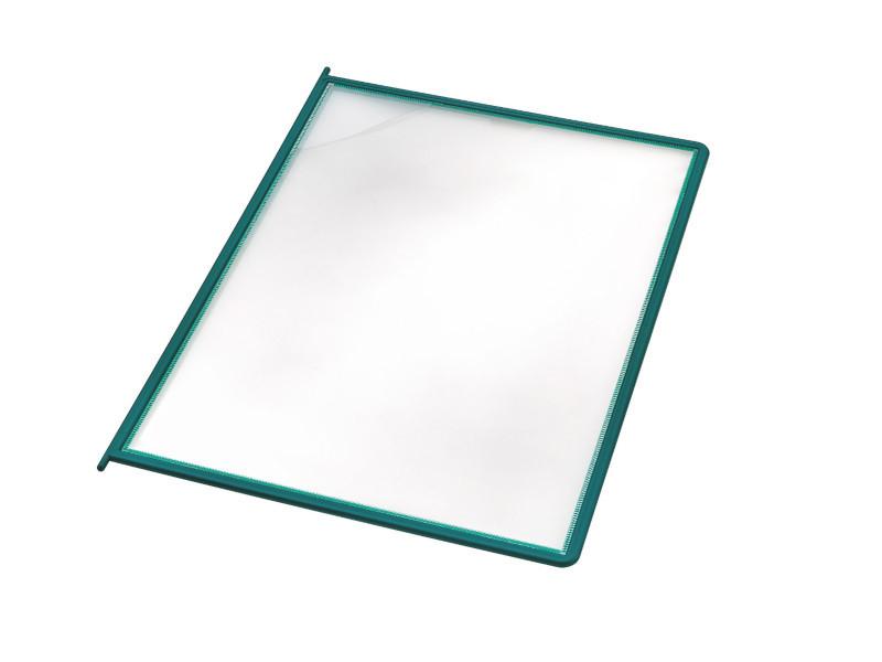 Novus Sichttafel Din A4 Format Grün