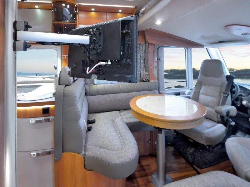 novus sky 13n tv wandhalterung 445 mit schwenkarm 260mm. Black Bedroom Furniture Sets. Home Design Ideas